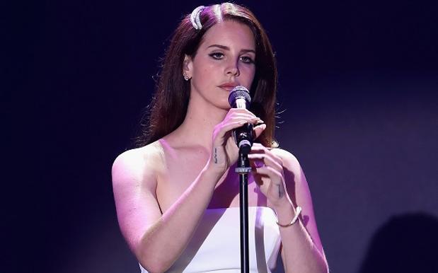 Lana Del Ray Drops Second Single Ever, Still Half-Naked