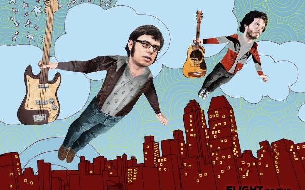 Flight Of The Conchords Announce Australian Tour