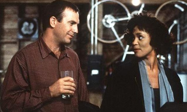 Kevin Costner Will Star In Whitney Houston's Funeral Live Stream