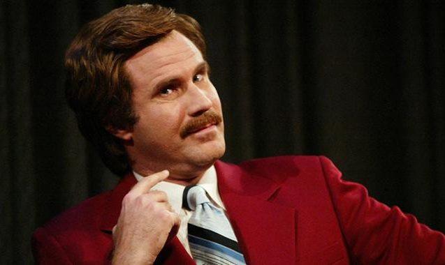 Ron Burgundy Announces Anchroman Sequel On Conan