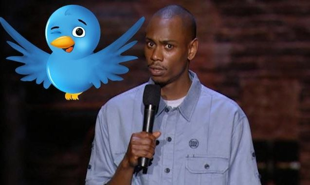 Dave Chappelle's Top Tweets Since Joining Twitter Yesterday