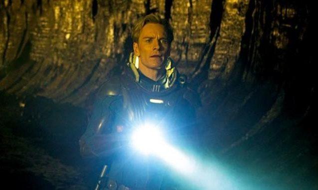 Watch Michael Fassbender's 'Prometheus' Viral Video
