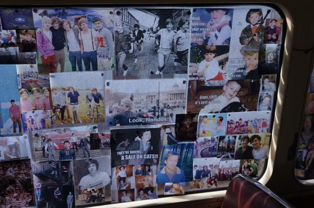I built a shrine to one direction and all i got was this lousy blog my friend cassie and i were desperate to win tickets to an exclusive one direction rooftop performance in sydney held by fox fm with one fan winning a meet m4hsunfo Gallery