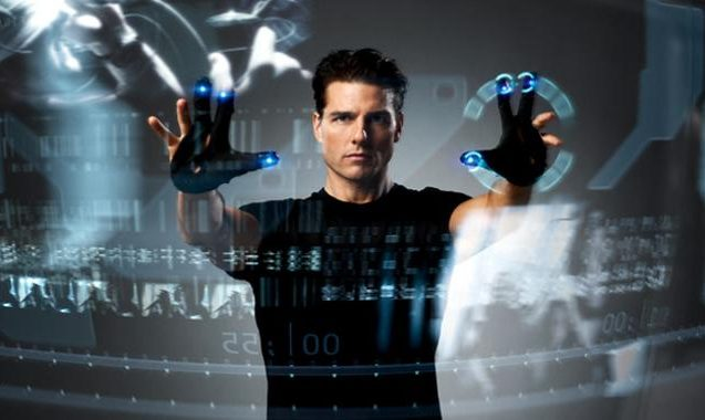 New Gadget Makes It Easier To Pretend You're In The Minority Report