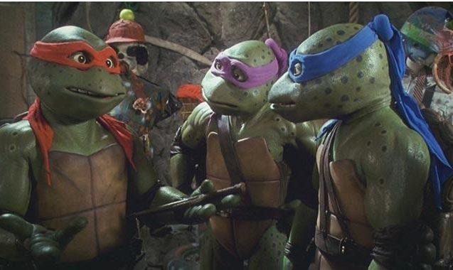 Teenage Mutant Ninja Turtles Movie Update