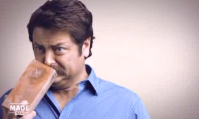 Ron Swanson And Movember Are A Match Made In Heaven