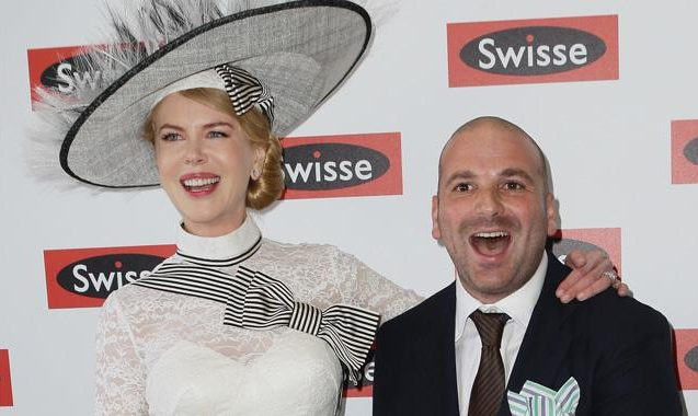 A Celebrity Studded Derby Day Black, White and Red Carpet Debrief