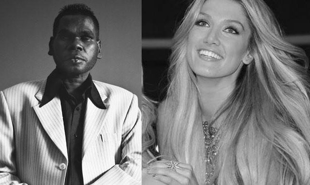 Delta Goodrem And Gurrumul To Perform Duet On 'The Voice'