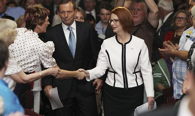 Julia Gillard Exposed With Rare, In Depth Profile Preceding The Spill