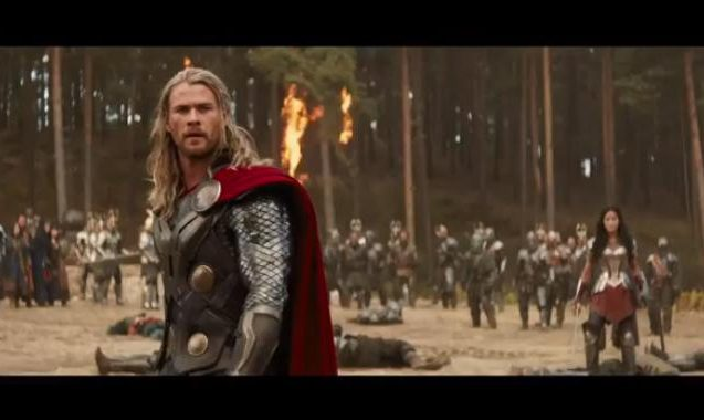 Watch The New Trailer For 'Thor: The Dark World'