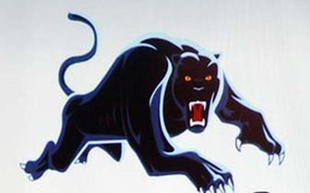 the new penrith panthers logo appears to have been