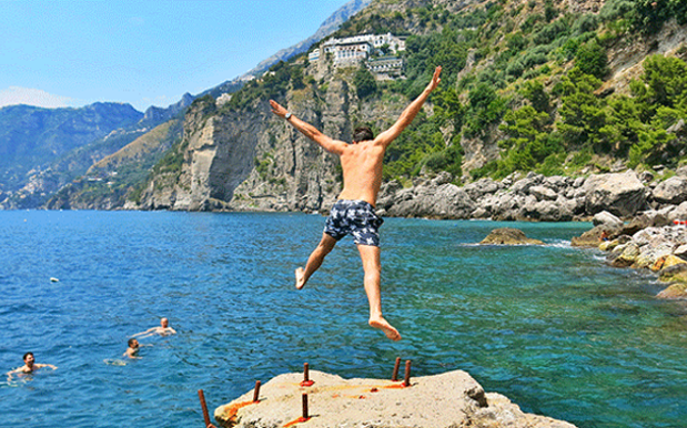 Pedestrian Co-Founder guide to Amalfi Coast and Capri
