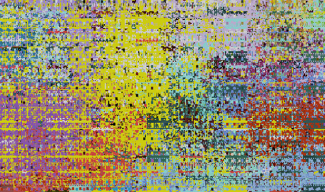 Generative Software Artwork Sells For 11 000 At Auction