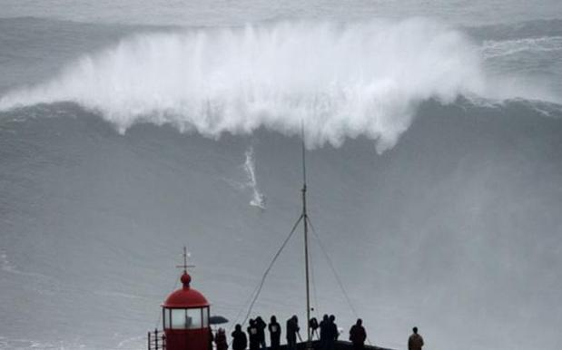 Carlos Burle May Have Surfed The Biggest Wave Ever