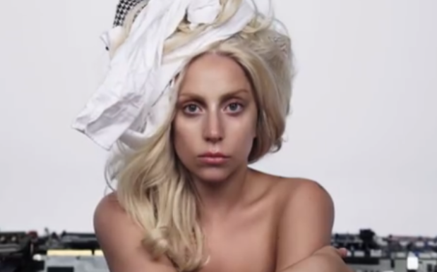 """Watch Lady Gaga's Multifaceted 'ARTPOP' """"Film"""" Directed By Inez & Vinoodh"""