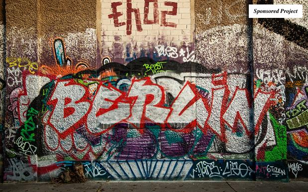 The Graffiti Lover's Guide To Unveiling Berlin's Best Street Art (Part Three: Tagging)