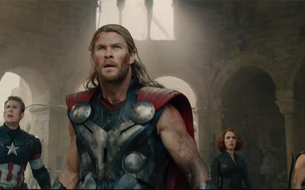"""Watch A New Trailer For 'The Avengers: Age Of Ultron"""""""