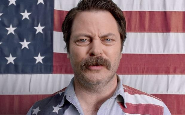 Backlash Is A-Brewin' Against Nick Offerman's Super Bowl Commercial