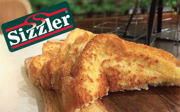 Sizzler Doesn't Want You To Mourn Alone, Gifts You Cheese Toast Recipe