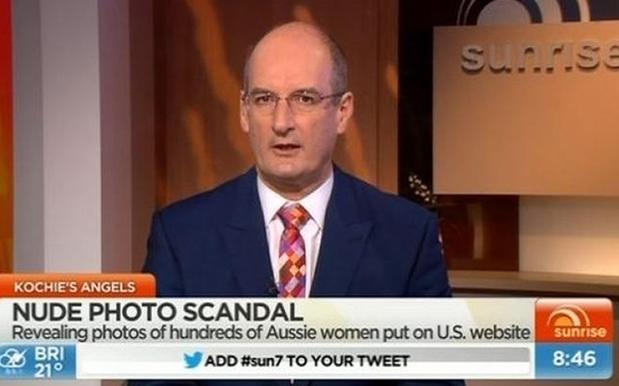 'Sunrise' Accused Of Victim Blaming Over Leaked Photos Scandal