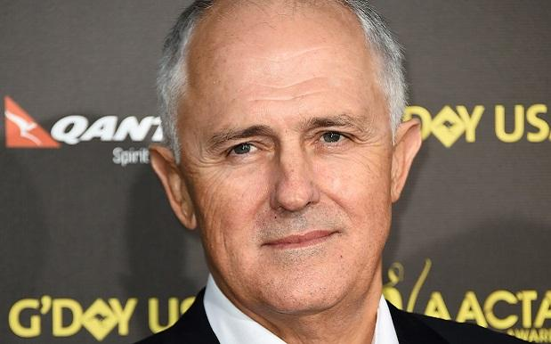 Malcolm Turnbull Calls For Same-Sex Marriage Vote Before The Next Election