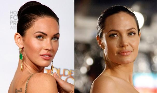 What words..., angelina jolie and megan fox lesbian commit error