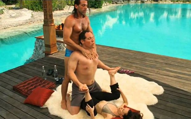 Australia, Nude Couples Yoga Is A Legitimate Thing You Can Do