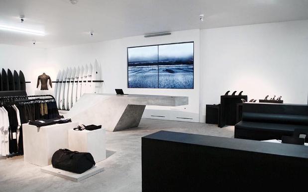 Take A 360 Of Haydenshapes' Epic Virtual Reality Flagship, AKA Surf Porn