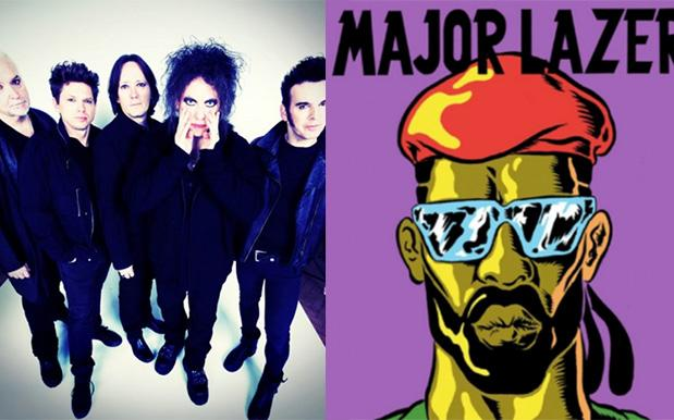 I WANT TO GO TO THERE: The Cure & Major Lazer Headline Bestival 2016