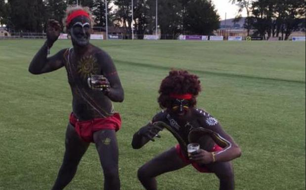 The Mates Of Those Two Racist Jerks Are Legit Donning 'Sympathy Blackface'