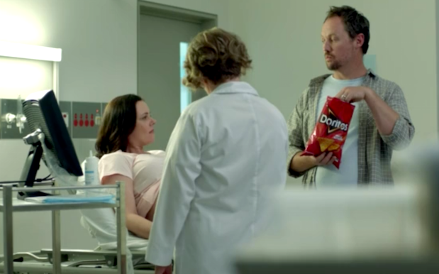 The US Is Extremely Horrified Over That Aussie-Made Doritos 'Ultrasound' Ad