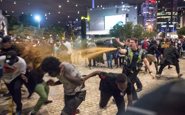 Image result for image of Melbourne blacks rioting