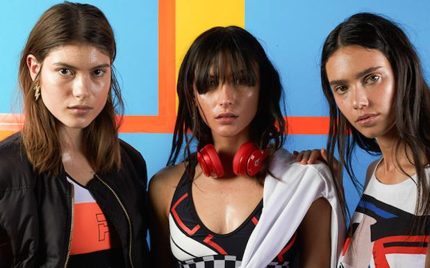A Lotta Work Went Into Making Pip Edwards' MBFWA Models Hot Sweaty Messes