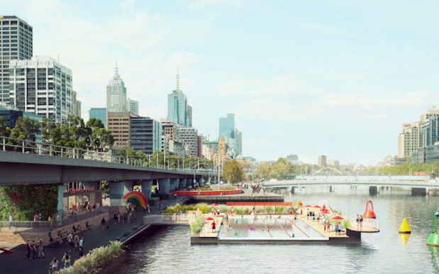If You Fancy A Swim In A (Clean) Yarra, Your Wish Could Legit Come True