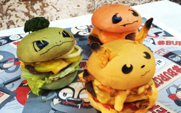 Aussie Burger Legends Have Created A+ 'Pokéburgers' For You To Pikachew On