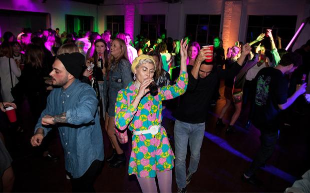 Punters Got Their Trivia On At This Noughties-Themed Party Last Night