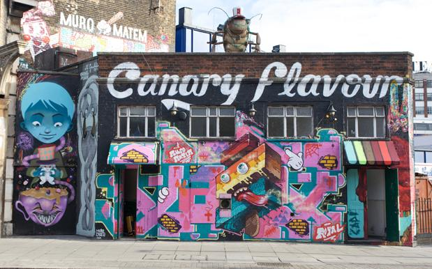 London Innit: A Local's Guide To The Best Boroughs & What To Eat / Do There