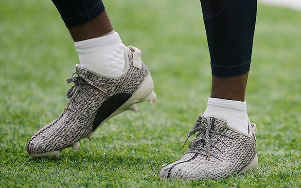 Kanye Is Set To Make (More) $quillions Because The NFL Just Banned Yeezys