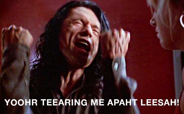 Tommy Wiseau From \'The Room\' Has Made A Fkd New Movie & There\'s A ...