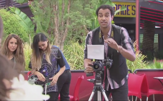 WATCH: Nobody Told Us Matt Okine Did 'Neighbours' In 2013 And We're Furious