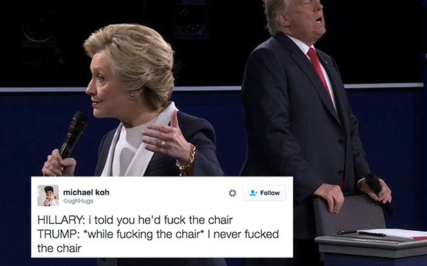 chairfuckHEADER 619 386 memes ahoy the internet reacts to today's dumpster fire us prez
