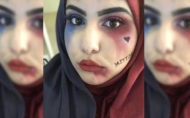 Reddit Is Losing It Over This Muslim Makeup Fan's A+ 'Halal-ey Quinn' Look