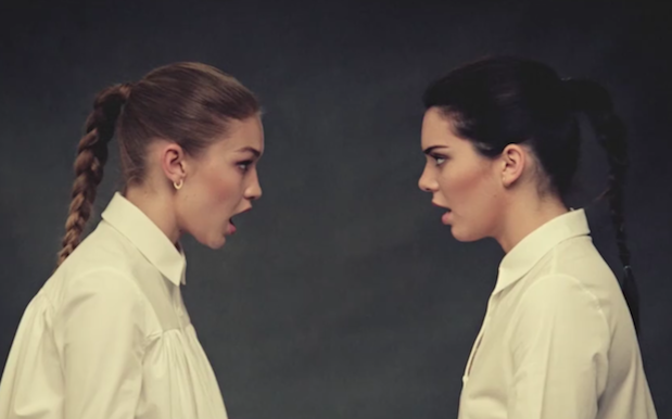 WATCH: Kendall Jenner Invites Your Rage With A Performance Art Pisstake