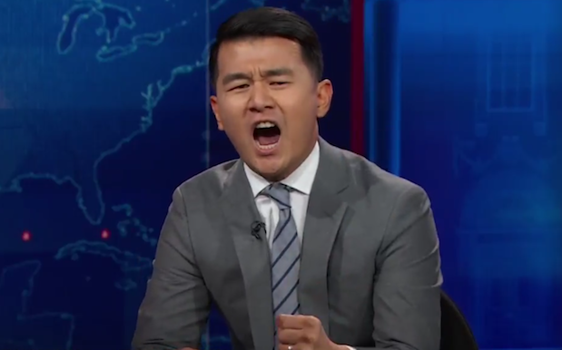 WATCH: Ronny Chieng Dismantles Fox News' Stupidly Racist 'Chinatown' Report