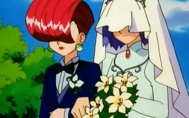 Team Rocket Have Been Smashing Gender Roles For 20yrs & It Fkn Rules