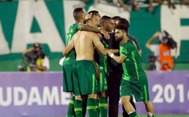 Team Due To Play Brazil's Chapecoense Offer Up Cup Title To Honour Victims