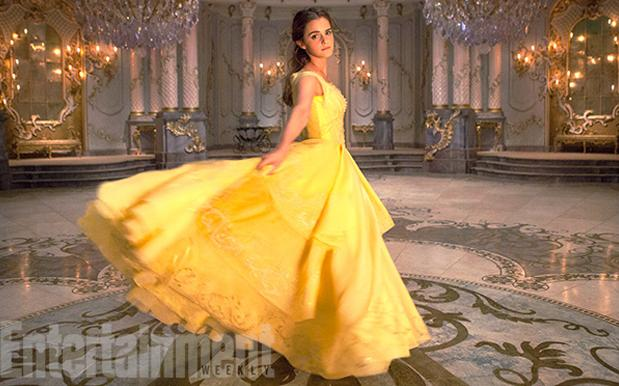 Pls Froth On Emma Watson Dan Stevens In New Beauty And The Beast Pics