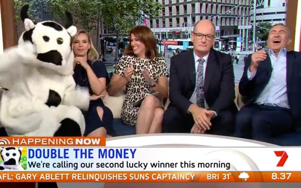 Kochie Arcs Up After 'Sunrise' Viewer Mixes The Programme Up With 'Today'