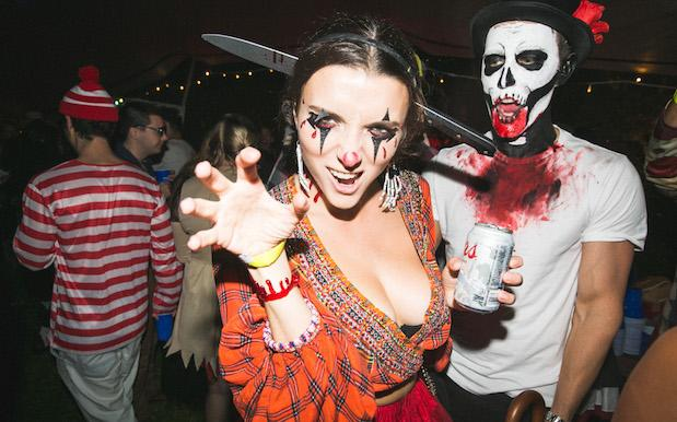 Spot Yourself Creepin' It Real At Our Stan X P.TV Halloween Hoedown