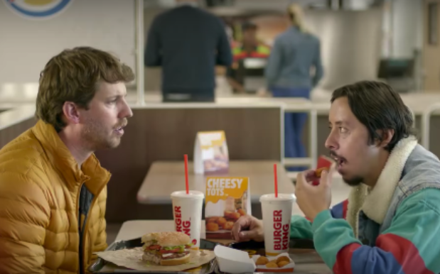 WATCH: Napoleon & Pedro Reunite After 12 Years To Re-Do The Cafeteria Scene